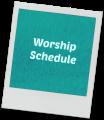 worship schedule 3