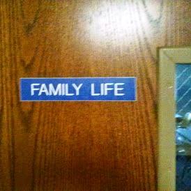 FAMILY LIFE ROOM